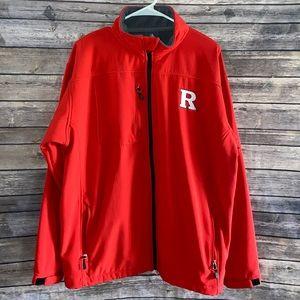 Rutgers Scarlet Knights jacket